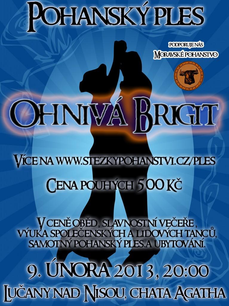 Pohanský ples Ohnivá Brigit