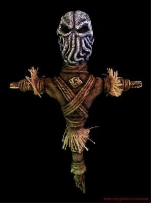 Cthulhu Voodoo Doll