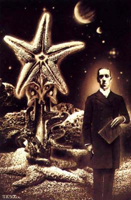 Lovecraft a jeho dílo