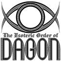 Jeden ze znaků  Esoteric Order of Dagon z Lovecraftovy povídky Stín nad Innsmouthem