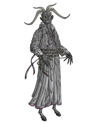 Nyarlathotep, ďábel sabatů